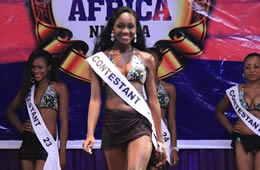 Miss West Africa Nigeria